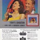 1941 KODACHROME FILM Vintage Print Ad