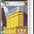 1957 SHERATON HOTEL Niagra Falls Vintage Print Ad