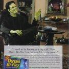 FRANKENSTEIN MONSTER Arthritis Medicine 2003 Print Ad