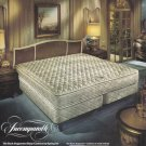 1981 SPRING AIR MATTRESS Vintage Print Ad