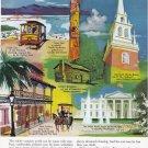 1956 UNITED AIRCRAFT Vintage Print Ad