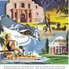 1957 UNITED AIRCRAFT Vintage Print Ad