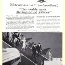 1961 DOUGLAS AIRCRAFT DC-8 Vintage Print Ad
