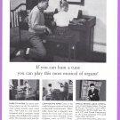 1959 CONN ORGAN Vintage Print Advertisement