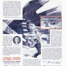 1937 EVEREADY BATTERY Original Vintage Print Ad