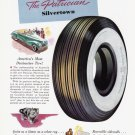 1940 GOODRICH TIRES Vintage Print Ad