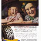 1937 GOODYEAR TIRES Vintage Print Ad