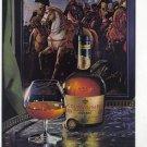 1974 COGNAC Courvoisier Vintage Print Ad