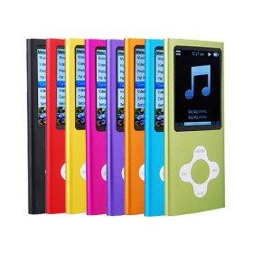 Music Tube 5G MP3 Player (4gb)