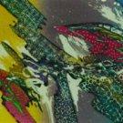 Original Batik Art Painting on Cotton, 'Abstract' by Johan (100cm x 30cm)