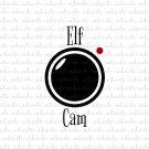 Elf Cam Digital File Download (svg, dxf, png, jpeg)