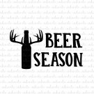 Beer Season Digital File Download (svg, dxf, png, jpeg)
