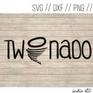 Twonado Digital Art File Download (svg, dxf, png, jpeg) (Pregnancy Announcement)