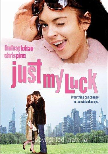 Just My Luck DVD (Lindsay Lohan & Chis Pine)