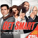 Get Smart DVD (Steve Carell & Anne Hathaway)