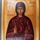 Saint Anastasia Greek Orthodox Handpainted Icon