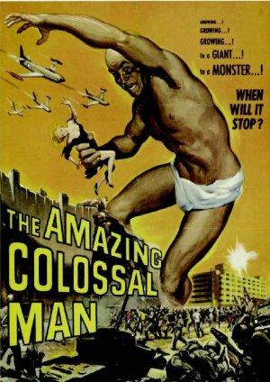 The Amazing colossal Man DVD (1957) Glen Lanagan