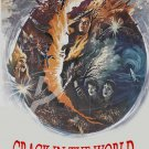 Crack In The World DVD (1965) Rare Sci-Fi