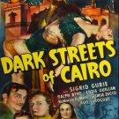 Dark Streets of Cairo DVD (1940) George Zucco Rare