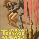 I Was A Teenage Werewolf DVD (1957) Michael Landon, Teen B-Classic