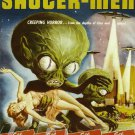 Invasion Of The Saucer Men DVD (1957) B Sci-Fi Classic