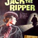 Jack The Ripper DVD (1959) Widescreen, Rare Horror