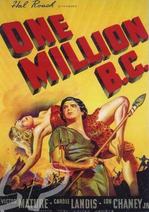 One Million B.C. DVD (1940) Lon Chaney Jr., Victor Mature