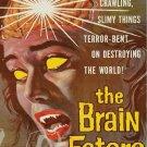 The Brain Eaters DVD (1958) Classic 50's Sci-Fi