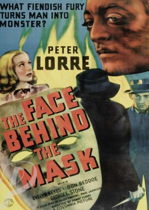 What Stores Accept Paypal Credit >> The Face Behind The Mask DVD (1941) Peter Lorre, Rare
