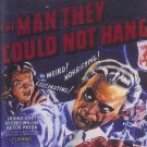 The Man They Could Not Hang DVD (1939) Boris Karloff RARE