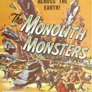 The Monolith Monsters DVD (1957) Sci-Fi Classic