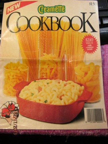 Vintage Creamette Cookbook