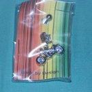 Silver Bike Navel 83