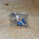 Blue Dragonfly Navel 802