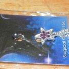Star Dangle Star Purple 23