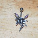Little Pink Wing Fairy Navel 771