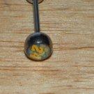 Jeff Gordon 24 Logo Round Tongue 368