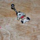 Puppy with Bone Navel 432