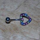 Tiny Heart Navel 448