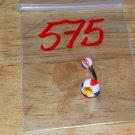 Red, Yellow, Blue & White Beach Ball Navel 575