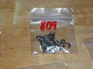 Small Rainbow Dangle Handcuffs Nipple Shield Pairs 809