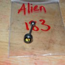 """Alien """"Take Me To Your Dealer"""" Round Tongue 183"""