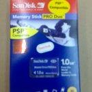 Memory stick PRO DUO (4GB)