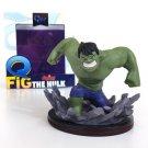 ★ The Avengers THE HULK Marvel Q-Fig Figure Quantum Mechanix Loot Crate - NEW ★