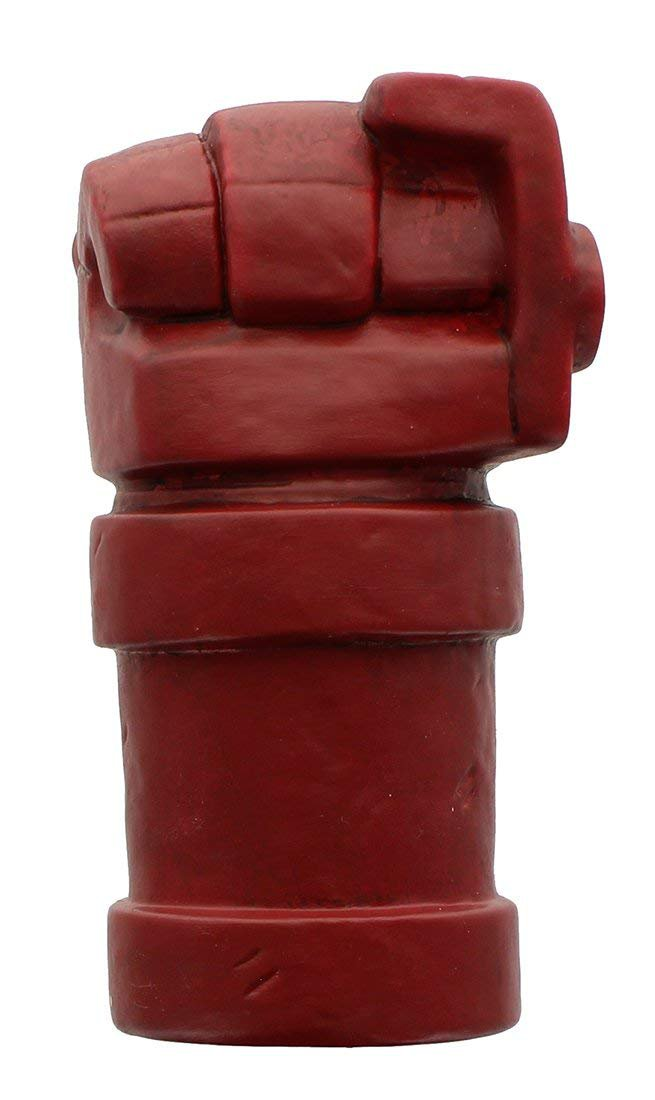 � Loot Crate Exclusive ZAK Hellboy Right Hand of Doom Ceramic Money Bank - NEW �