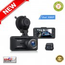 ★ TOGUARD Both 1080P Dual Dash Cam Front and Rear Dual Lens in Car Camera - NEW ★