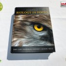 ★ Campbell Biology in Focus 2013 - Standalone Book 1st Edition - Hardcover ★