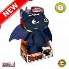 "★ DreamWorks Dragons Defenders of Berk Squeeze & Growl Toothless 11"" Plush + Sound ★"