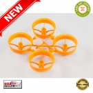 ★ New Bee Drone Blade Inductrix Orange Cockroach Super-Durable Upgraded Whoop Frame ★