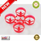 ★ New Bee Drone Blade Inductrix Red Cockroach Super-Durable Upgraded Whoop Frame ★